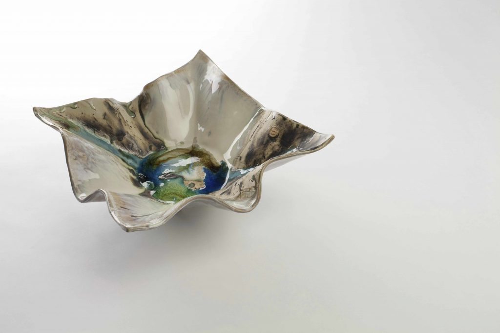 Ripple Landscape Bowl